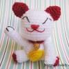crochet amigurumi cat free pattern
