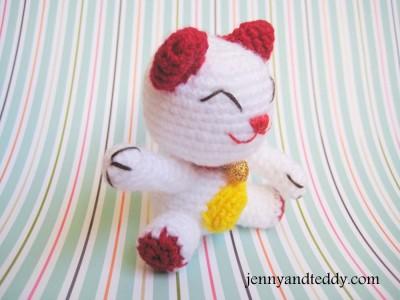 free ami cat pattern crochet