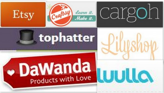 etsy alternatives; place to sell your crafts online
