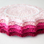 25+ Free easy crochet coasters patterns