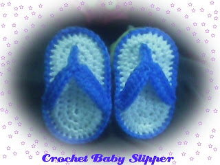 8018fe005142 25+Free Crochet baby Sandals and barefoot patterns