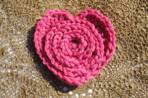 Crochet Flower Pattern Free Easy : Pics Photos - Free Easy Crochet Flower Pattern