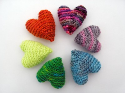 1.easy crochet heart for beginner Copy