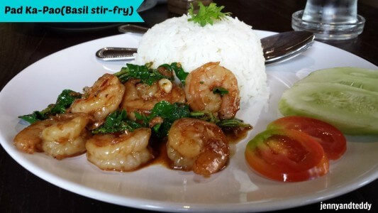 pad ka pow chicken recipe