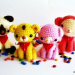 animal friends-free amigurumi pattern