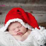 free crochet santa hat