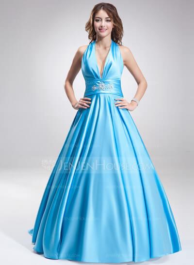 princess look prom dress