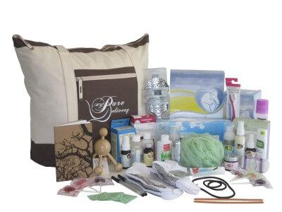 hospital bag for labor