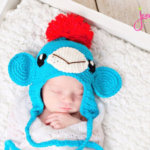 Not another sock monkey crochet hat-free pattern