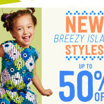 20% off markdowns, up to 60% off at Crazy 8