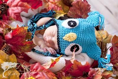 free crochet owl hat easy pattern
