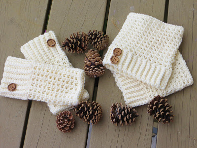 20. free crochet Boot Cuffs and Slouchy Hat 115
