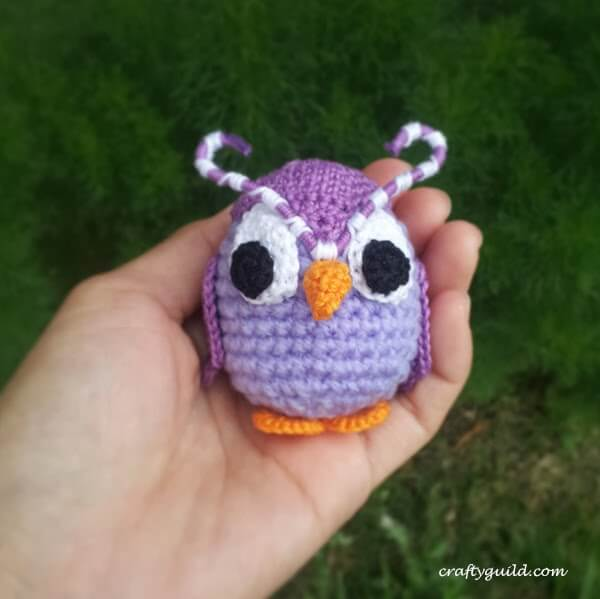 Amigurumi Owl Crochet Patterns Free : 20+ Owl free crochet patterns