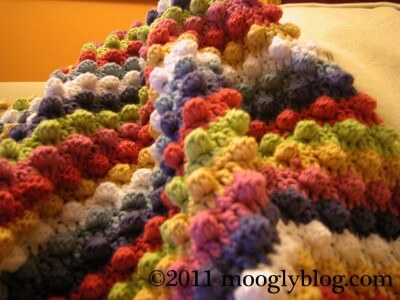 7. bobble baby blanket free crochet blackberry1-copy