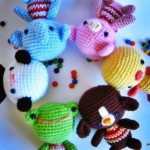 Little friends amigurumi-free pattern