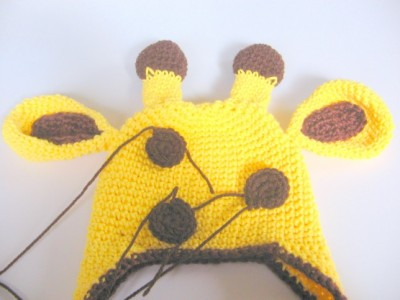 giraffee hat 11