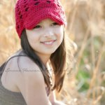 The Taylor cap- free crochet pattern
