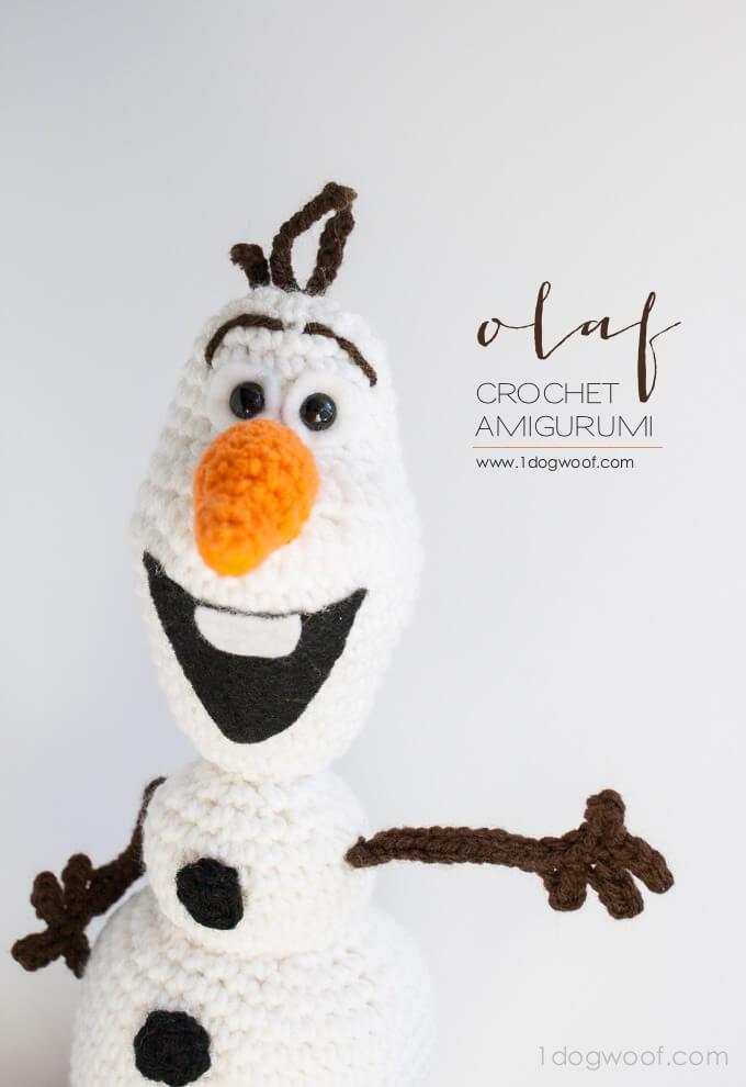 1.olaf_crochet_amigurumi-free pattern