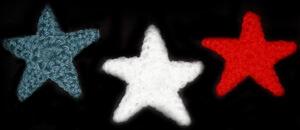 15. crochet stars tutorial