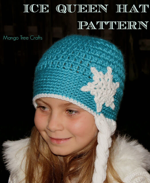 20free Crochet Frozen Inspired Patterns
