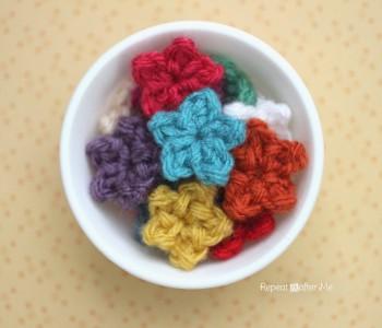 26.teeny tiny CrochetStar1