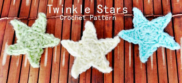 34. crochet easyTwinkle Star