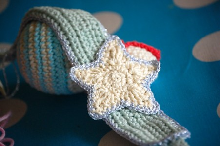 5.easy crochet star