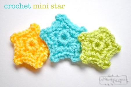7.crohcet-mini-star-free pattern