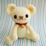Milo teddy bear – free amigurumi pattern