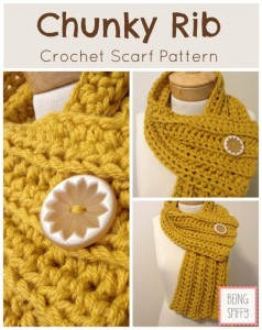 11.chunky_rib_scarf_title easy crochet free pattern