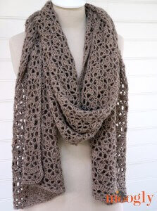 23.Alpaca-Your-Wrap-easy crochet scarf