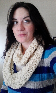 8.shell easy free crochet scarf