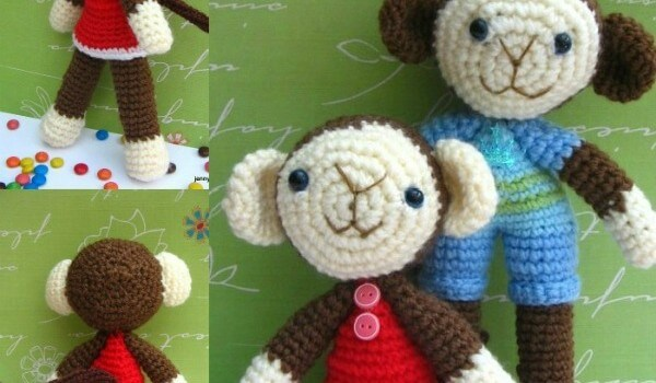 Crochet Amigurumi Patterns Free Beginner : A free tutorial site for amigurumi beginners ...