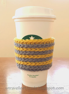 free easy Unravelled Thredz crochet pattern