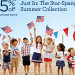 Gymboree 25% off