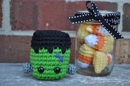 amazing Free Mini Frankenstein Crochet Pattern