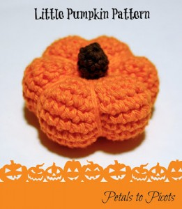 amazing Little Pumpkin Crochet Pattern