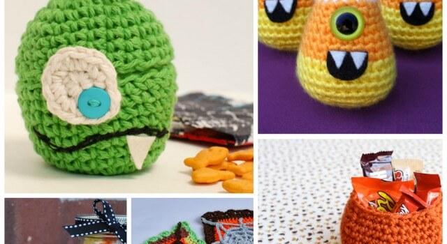 17 Amazing Halloween Free Crochet Pattern