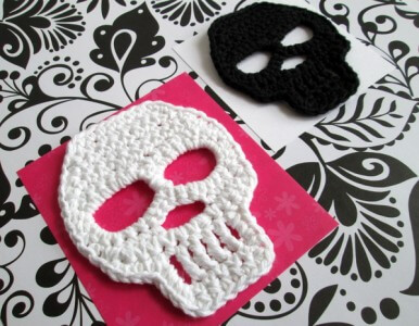 amazing free crochet pattern how to make skulls