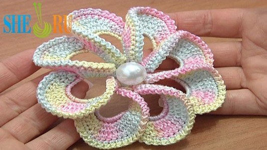 50+ free crochet flowers pattern