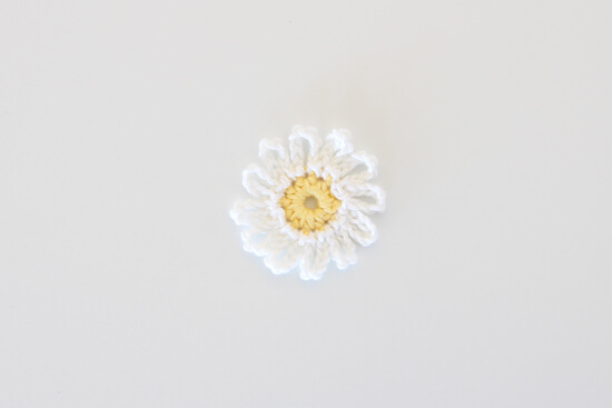 52.flower crochet daisy pattern3