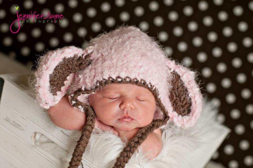 lamb free easy crochet hat pattern