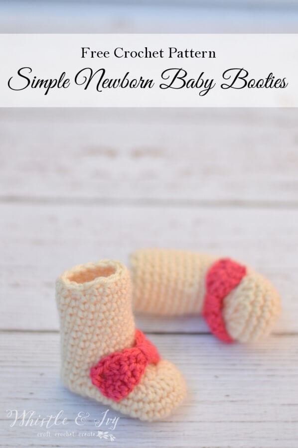 16.crochetsimplenewbornbabyboots