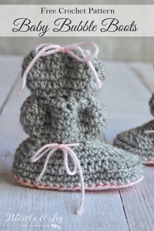 18.babybubble stitchesbootscrochetpatternPIN-598x900