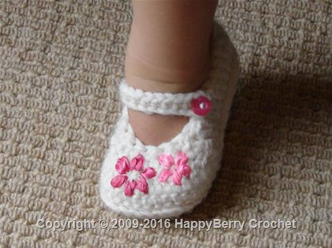26.lazy girl slipper baby shoes easy crochet pattern free