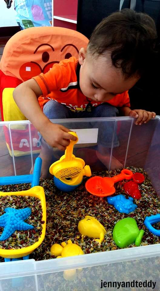 colour rice kid activities by jennyandteddy