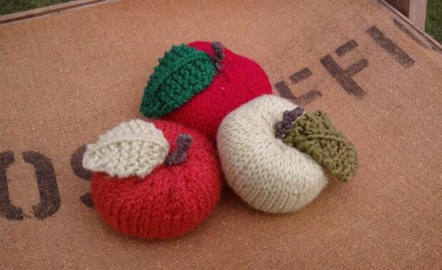 knit apple
