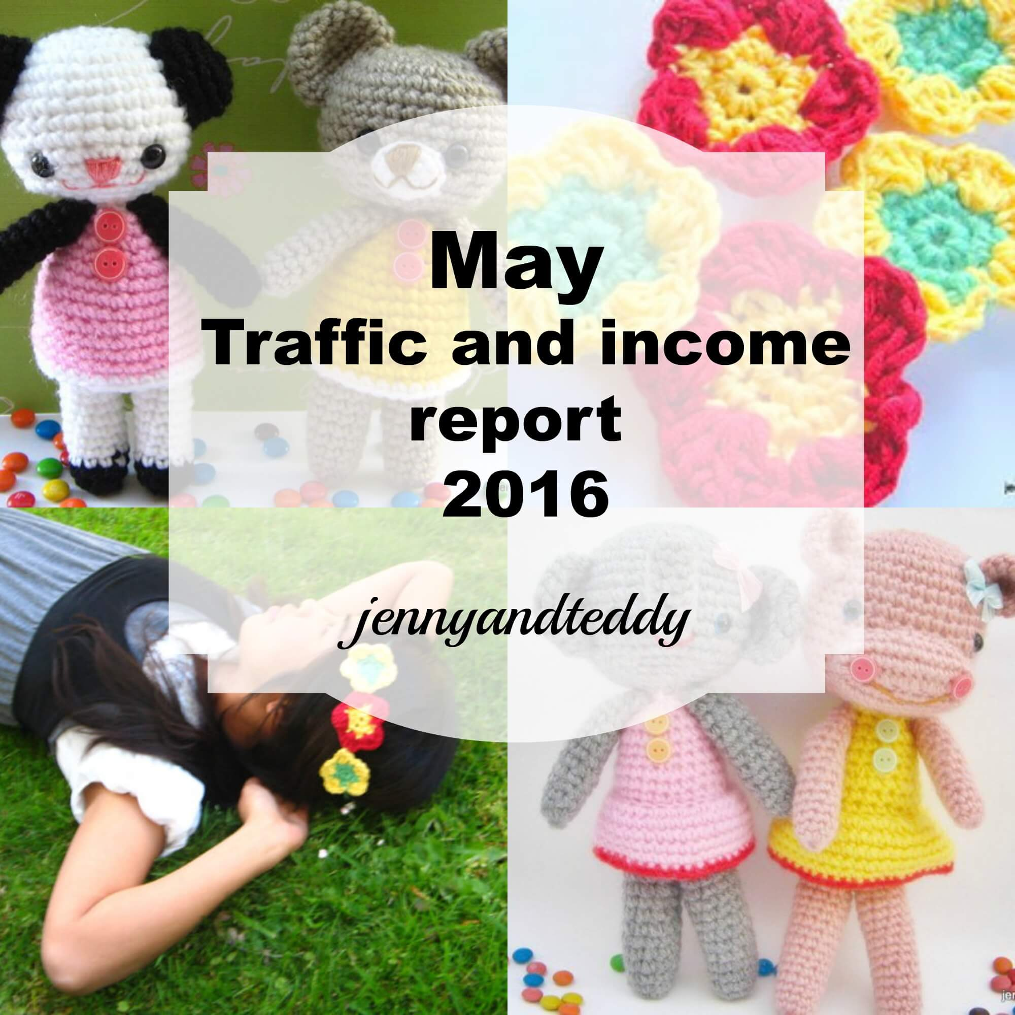 may traffic and income report 2016 by jennyandteddy