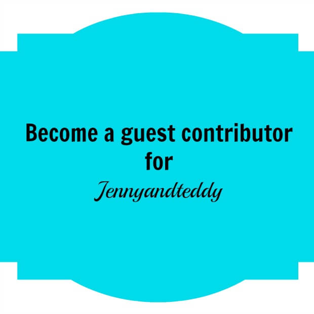 guest post on jennyandteddy