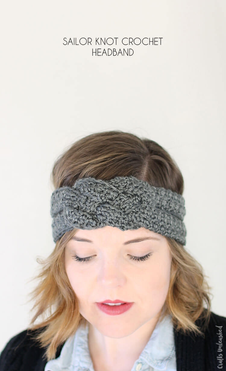 Pleasing 20 Free And Easy Crochet Headband Patterns Jennyandteddy Download Free Architecture Designs Terchretrmadebymaigaardcom